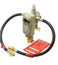 Regulators, Changeover Valves & Hoses